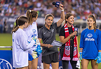 Philadelphia, PA - August 29, 2019:  The USWNT defeated Portugal 4-0 at Lincoln Financial Field.