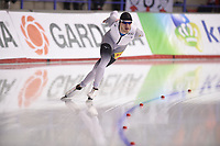 SPEEDSKATING: CALGARY: Olympic Oval, 02-03-2019, ISU World Allround Speed Skating Championships, 5000m Men, Patrick Beckert (GER), ©Fotopersburo Martin de Jong