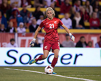 Erin Nayler. The USWNT tied New Zealand, 1-1, at an international friendly at Crew Stadium in Columbus, OH.