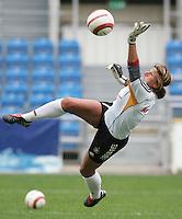 MAR 15, 2006: Faro, Portugal:  Silke Rottenberg