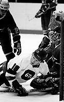Jay Fraser Ottawa 67's. Photo Scott Grant