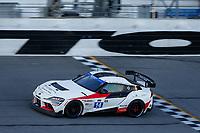 #14: Riley Motorsports Toyota Supra GT4, GS: Alfredo Najri, Julian Santero, Javier Quiros