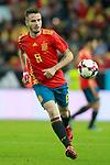 Spain's Saul Niguez during international friendly match. November 11,2017.(ALTERPHOTOS/Acero)