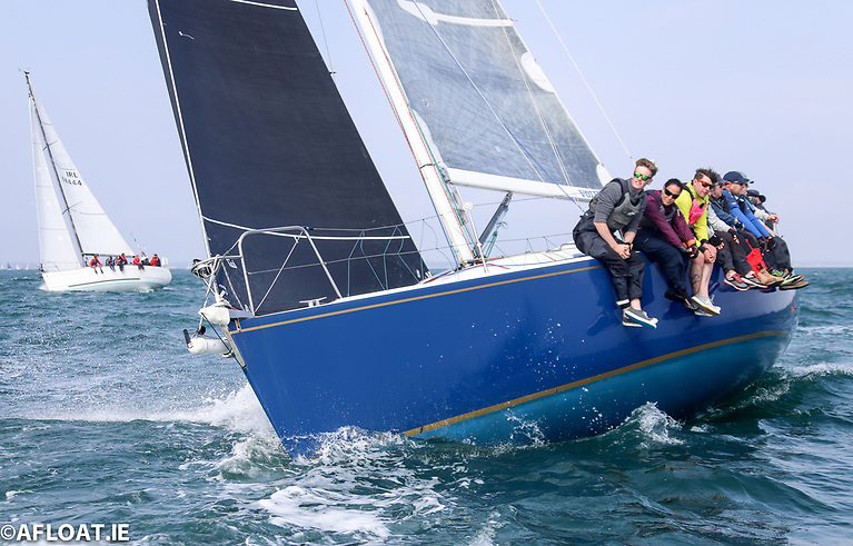 J109 Something Else from the National Yacht Club is tenth