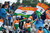The Indian support made their presence known during India vs New Zealand, ICC World Test Championship Final Cricket at The Hampshire Bowl on 19th June 2021