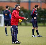 Assistant manager Helder Batista