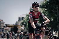 Michael Schär (SUI/BMC)<br /> <br /> 104th Tour de France 2017<br /> Stage 16 - Le Puy-en-Velay › Romans-sur-Isère (165km)