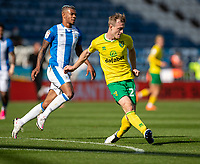 12th September 2020 The John Smiths Stadium, Huddersfield, Yorkshire, England; English Championship Football, Huddersfield Town versus Norwich City;  Oliver Skipp of Norwich City