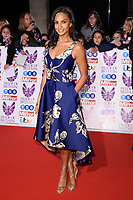 Alesha Dixon<br /> at the Pride of Britain Awards 2017 held at the Grosvenor House Hotel, London<br /> <br /> <br /> ©Ash Knotek  D3342  30/10/2017