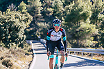 Kevin Colleoni (ITA) Team BikeExchange men's squad during their recent training camp in Calpe, Spain. 18th January 2021.<br /> Picture: Sara Cavallini/GreenEDGE Cycling | Cyclefile<br /> <br /> All photos usage must carry mandatory copyright credit (© Cyclefile | Sara Cavallini/GreenEDGE Cycling)