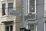 Haight-Ashbury is a district of San Francisco, California, named for the intersection of Haight and Ashbury streets.<br /> <br /> The Haight-Ashbury district is noted for its role as a center of the 1960s hippie movement. The earlier bohemians of the beat movement had congregated around San Francisco's North Beach neighborhood from the late 1950s. Many who could not find accommodation there turned to the quaint, relatively cheap and underpopulated Haight-Ashbury. The Summer of Love (1967), the 1960s era as a whole, and much of modern American counterculture have been synonymous with San Francisco and the Haight-Ashbury neighborhood ever since.
