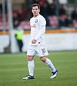 Ayr Utd's Liam Buchanan.