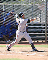 Jackson Williams / San Francisco Giants 2008 Instructional League..Photo by:  Bill Mitchell/Four Seam Images