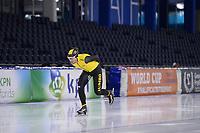 SCHAATSEN: HEERENVEEN: 27-10-2018, IJsstadion Thialf, trainingswedstrijd, ©foto Martin de Jong