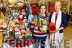 Regina and Carol McNamara at the Manor West Shopping Centre's Annual Christmas Food & Craft Fair on Saturday.