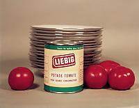 Oktober 1968. Liebig tomatensoep.