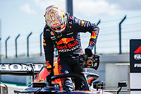 1st May 2021; Algarve International Circuit, in Portimao, Portugal; F1 Grand Prix of Portugal, qualification sessions;  Max Verstappen NED, Red Bull Racing