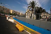 Obras del Circuito Urbano de Valencia