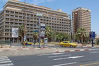 Dakar, Senegal.  Independence Square, Place de l'Independence.