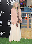 Blythe Danner at The Warner Bros.Pictures L.A. Premiere of The Lucky One held at The Grauman's Chinese Theatre in Hollywood, California on April 16,2012                                                                               © 2012 Hollywood Press Agency