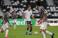 Rio de Janeiro (RJ), 05/07/2020 - Fluminense-Botafogo - Keisuke Honda (c), do Botafogo. Partida entre Fluminense e Botafogo, válida pela semifinal da Taça Rio, realizada no Estádio Nilton Santos (Engenhão), na zona norte do Rio de Janeiro, neste domingo (05).