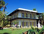 USA, Florida, Key West, Hemmingway House (Museum) | USA, Florida, Key West, Hemmingway House (Museum)
