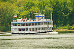 Connecticut River riverboat. Becky Thatcher.