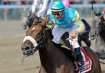 10 August 28: Rightly So (no. 1), ridden by Cornelio Velasquez and trained by Anthony Dutrow, wins the 32nd running of the grade 1 Ballerina Stakes for fillies and mares three years old and upward at Saratoga Race Track in Saratoga Springs, New York.
