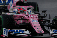 15th November 2020; Istanbul Park, Istanbul, Turkey; FIA Formula One World Championship 2020, Grand Prix of Turkey, Race Day;  11 Sergio Perez MEX, BWT Racing Point F1 Team
