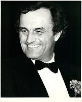 Charles Dutoit<br /> 21 octobre 1983<br /> <br /> <br />  - PHOTO D'ARCHIVE :  Agence Quebec Presse