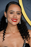 LOS ANGELES, USA. September 23, 2019: Nathalie Emmanuel at the HBO post-Emmy Party at the Pacific Design Centre.<br /> Picture: Paul Smith/Featureflash