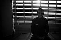 Greg Van Avermaet..start of 2012 season.portrait