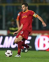22-09-2010 Brescia italia sport calcio<br /> Serie A Tim 2010-2011  <br /> Brescia-Roma<br /> nella foto Simone Perrotta<br /> foto Prater/Insidefoto
