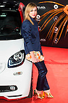 Marta Hazas attends to the party organized by Mercedes - Benz and Ushuaia Ibiza to the presentation of new Smart Fortwo Ushuaia Limited Edition 2016 at the Palacio de Cibeles in Madrid. March 10, 2016. (ALTERPHOTOS/BorjaB.Hojas)