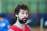 Sergio Llull after the training of Spanish National Team of Basketball. August 06, 2019. (ALTERPHOTOS/Francis González)