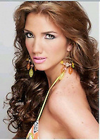 Venezuela: Caracas,25/06/13 <br /> File picture of Genesis Carmona, 22, former beauty queen, model and Venezuelan student,died  today , after shot in the head,18 February,while participating in a student demonstration in the city of Valencia, Venezuela <br /> Notitarde/Archivolatino