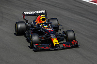 11 PEREZ Sergio (mex), Red Bull Racing Honda RB16B, action during the Formula 1 Heineken Grande Prémio de Portugal 2021 from April 30 to May 2, 2021 on the Algarve International Circuit, in Portimao, Portugal <br /> FORMULA 1 : Grand Prix Portugal - Essais - Portimao - 02/05/2021 <br /> Photo DPPI/Panoramic/Insidefoto <br /> ITALY ONLY