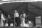 Led Zeppelin  1969 John Paul Jones, Robert Plant, Jimmy Page and John Bonham at Bath Festival..........