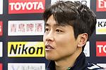 Jeonbuk Hyundai Motors FC (KOR) vs Kashiwa Reysol (JPN) during the AFC Champions League 2018 Group E match at Jeonju World Cup Stadium on 13 February 2018, in Jeonju, South Korea. Photo by Yu Chun Christopher Wong / Power Sport Images