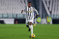 3rd January 2021, Allianz Stadium, Turin Piedmont, Italy; Serie A Football, Juventus versus Udinese; Alex Sandro of Juventus Fc in action during the Serie A match between Juventus FC and Udinese Calcio