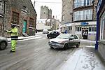 Snow in Drogheda 09
