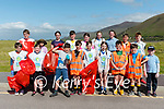 Rossbeigh Beach clean up<br /> <br /> Pupils form Glenbeigh National School gathered at Rossbeigh Beach on Friday evening for the annual clean-up