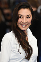 """Michelle Yeoh<br /> arriving for the """"Shang-Chi And The Legend Of The Ten Rings"""" premiere at Curzon Mayfair, London<br /> <br /> ©Ash Knotek  D3570  26/08/2021"""