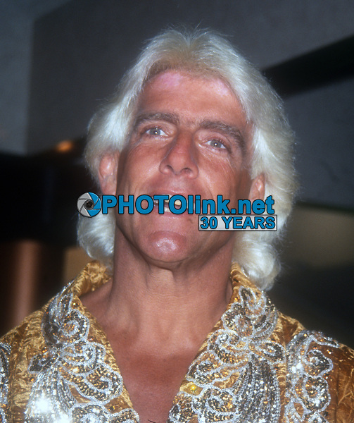 Ric Flair 1993, Photo By John Barrett/PHOTOlink