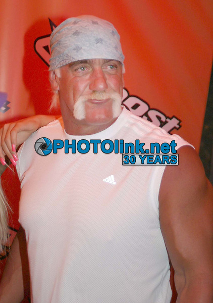 Hulk Hogan<br /> 2004<br /> Photo By JR Davis/CelebrityArchaeology.com