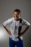 Robbie Rogers. U20 men's national team portrait photoshoot before the start of the FIFA U-20 World Cup in Canada. June 22, 2007.