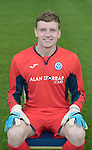 St Johnstone FC Season 2017-18 Photocall<br />Ben MacKenzie<br />Picture by Graeme Hart.<br />Copyright Perthshire Picture Agency<br />Tel: 01738 623350  Mobile: 07990 594431