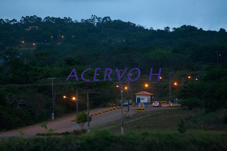 As  eclusas de Tucuruí, com capacidade para dar passagem a 40 milhões de toneladas de carga por ano, a maior do mundo segundo a Eletronorte. A obra, concluída por convênio entre o Ministério dos Transportes Denit, Eletrobras e Eletronorte,  faz parte do projeto da hidrovia Araguaia Tocantins que ligará Belém no Pará a região do alto Araguaia no Mato Grosso com uma extensão aproximada de 2 .000 km Tucuruí, Pará, Brasil.<br /> Paulo Santos<br /> 28/08/2013