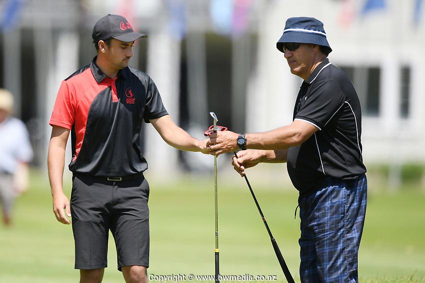 Reid Hilton, Canterbury, 2019 New Zealand Men's Interprovincials, Hastings Golf Club, Hawke's Bay, New Zealand, Tuesday 26th November, 2019. Photo: Kerry Marshall/www.bwmedia.co.nz