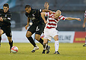 29/12/2010   Copyright  Pic : James Stewart.sct_jsp002_hamilton_v_aberdeen  .::  JEREL IFIL HOLDS OFF GAVIN SKELTON  ::.James Stewart Photography 19 Carronlea Drive, Falkirk. FK2 8DN      Vat Reg No. 607 6932 25.Telephone      : +44 (0)1324 570291 .Mobile              : +44 (0)7721 416997.E-mail  :  jim@jspa.co.uk.If you require further information then contact Jim Stewart on any of the numbers above.........